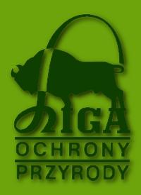 Logo Ligi Ochrony Przyrody
